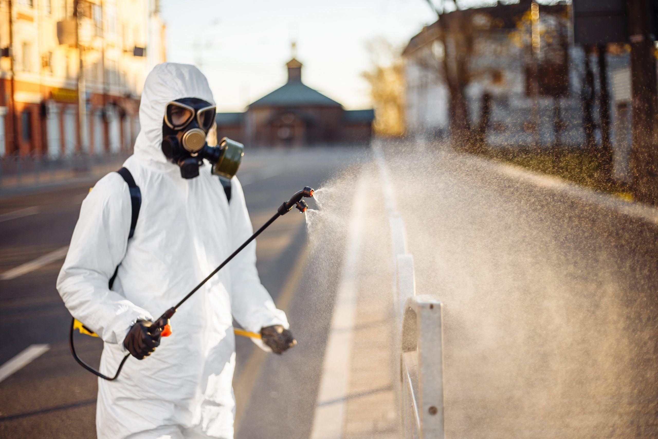 Desinfección Huelva